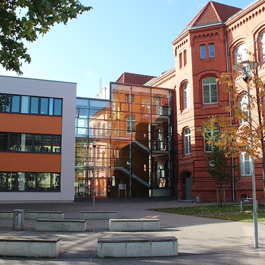 Metallbau Medoch GmbH in Magdeburg - Referenz Werner von Siemens Gymnasium Vorschaubild