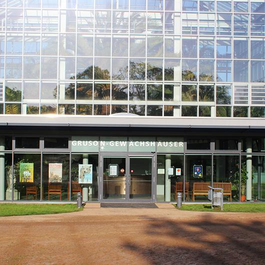 Metallbau Medoch GmbH in Magdeburg - Referenz Gruson Gewächshauser Vorschaubild