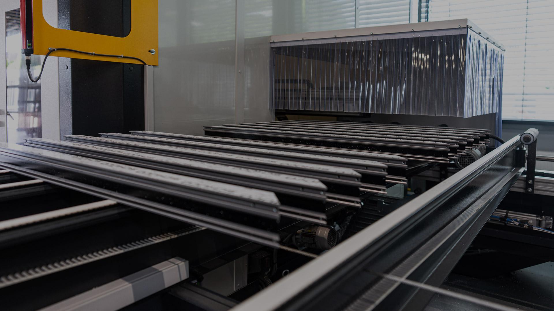 Metallbau Medoch GmbH in Magdeburg - Metallverarbeitung Maschine