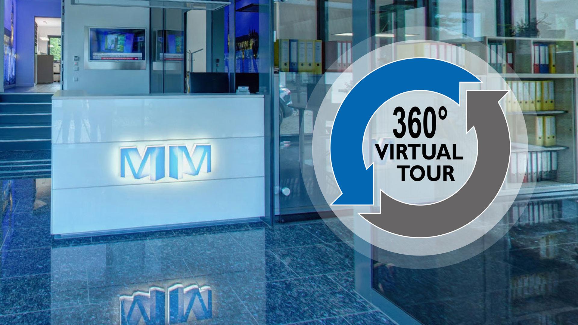 Metallbau Medoch GmbH in Magdeburg - 360 Grad Virtual Tour 2